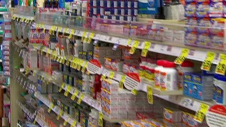 Popular medications linked to higher risk of kidney failure – CNN.com