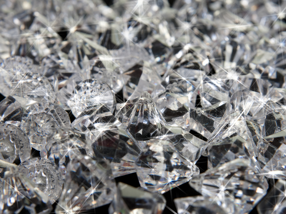 Q-carbon Puts Diamonds in Second Place – D-brief